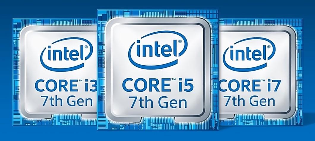 Intel Core - sétima geração