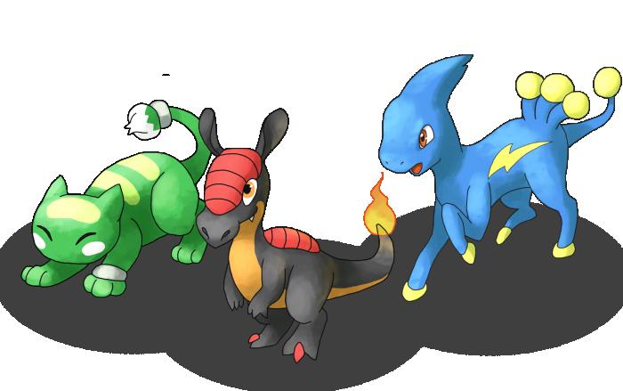 pokemon-uranium-starters
