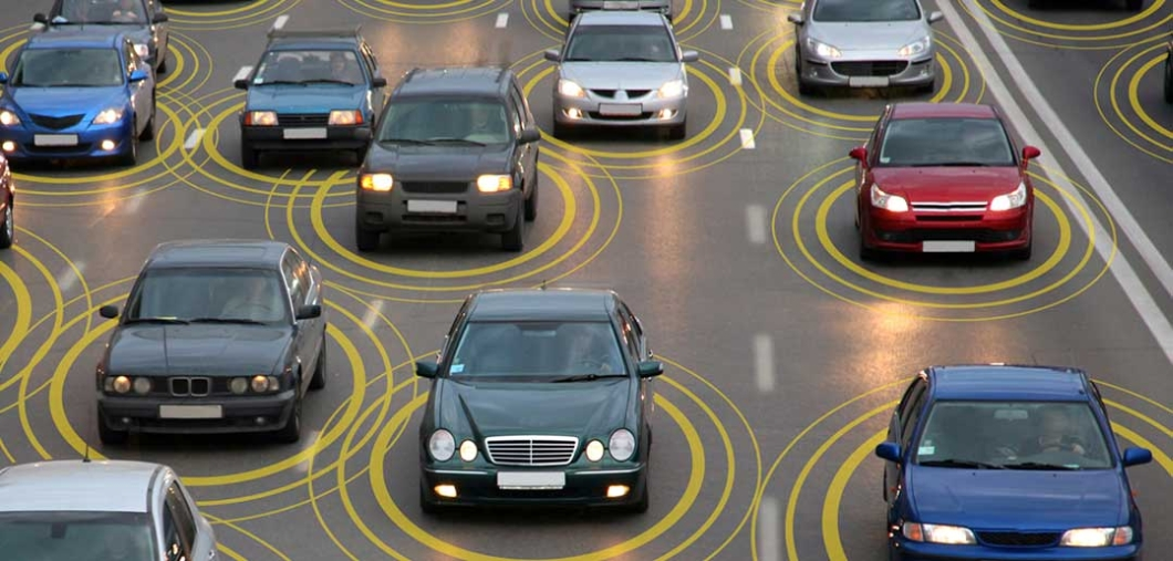 Integração com carros
