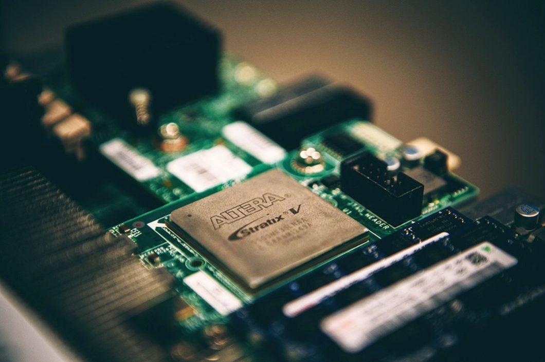 FPGA da Altera