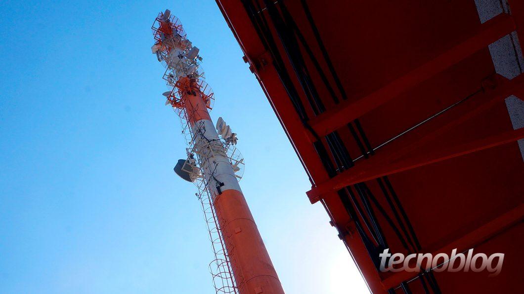 Antena / Torre celular / ERB