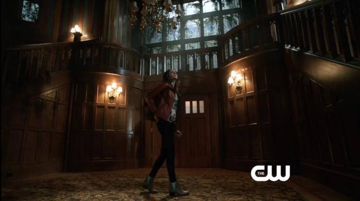 Lembra da segunda temporada de Arrow? Parte dela foi filmada no Hatley Castle.