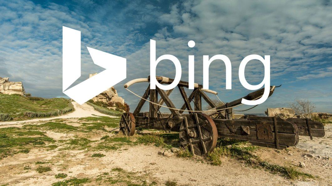 Bing + Catapult