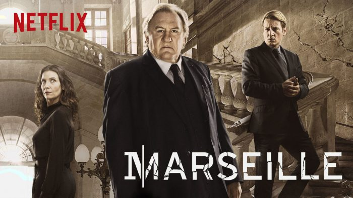 Marseille é uma série francesa