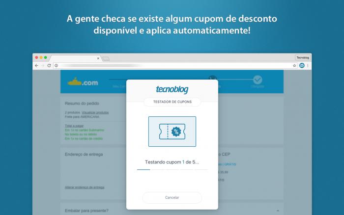 Extensão Assistente de Compras do Tecnoblog / melhores celulares até 1.000