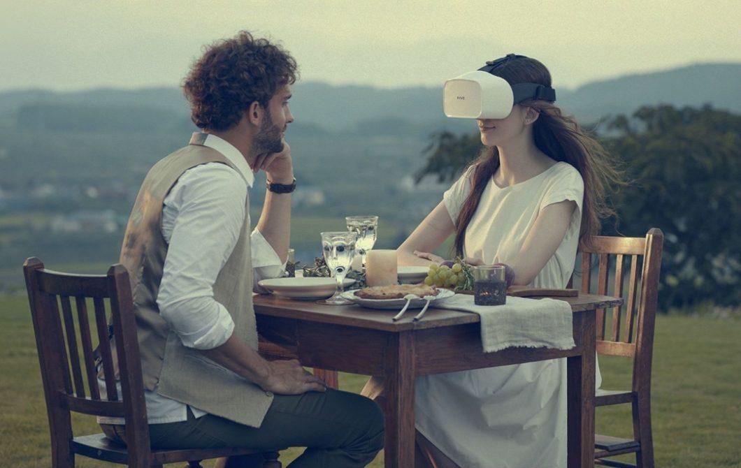 Vida real + realidade virtual