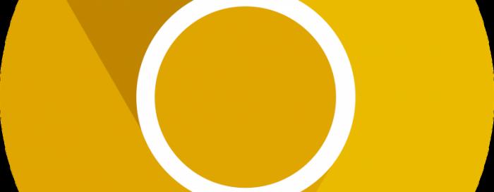 chrome-canary-logotipo