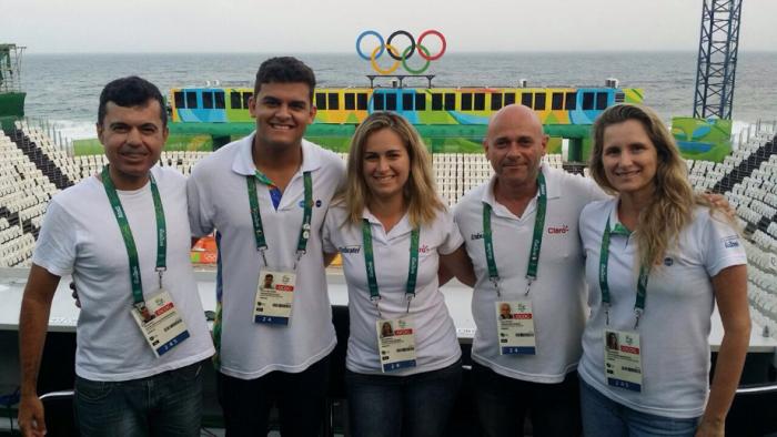 As tecnologias dos Jogos Rio 2016 estão gerando oportunidades para jovens carentes