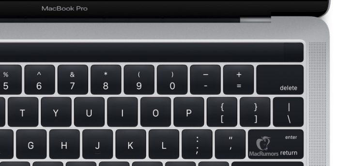 Possível novo MacBook Pro