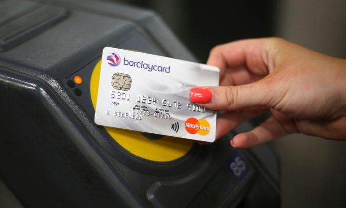 Mastercard Contactless