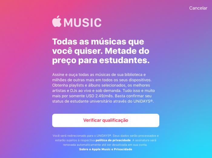 apple-music-estudante