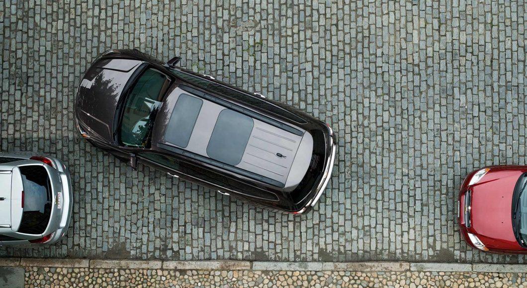 Estacionando
