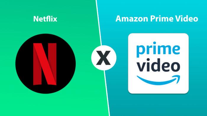 amazon prime video ou netflix