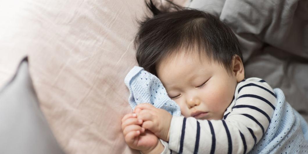 A maioria dos casos ocorre enquanto o bebê dorme