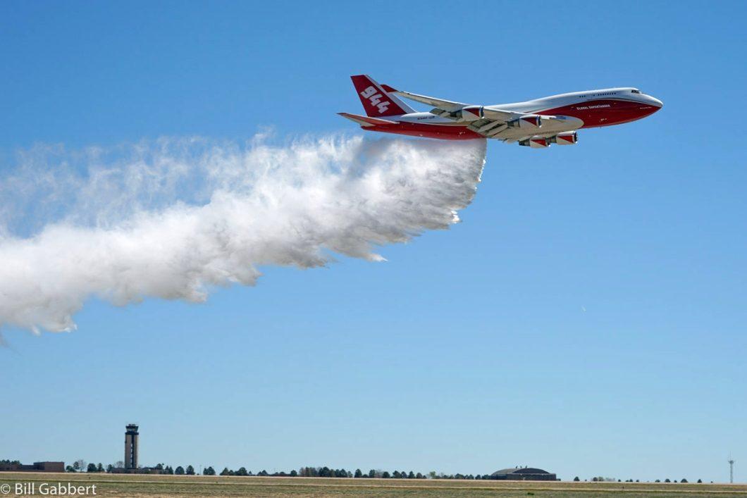 747-400 da Global SuperTanker