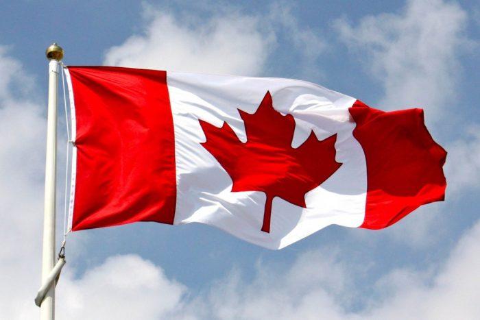 Canadá - bandeira