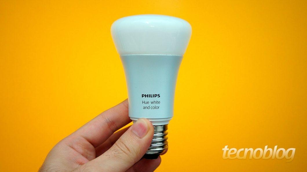 Review Philips Hue: as caras lâmpadas inteligentes [análise/vídeo] - Tecnoblog