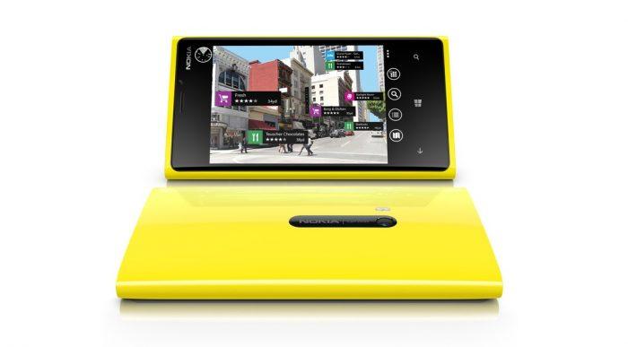 Lumia 920: um dos últimos smartphones desenvolvidos pela Nokia