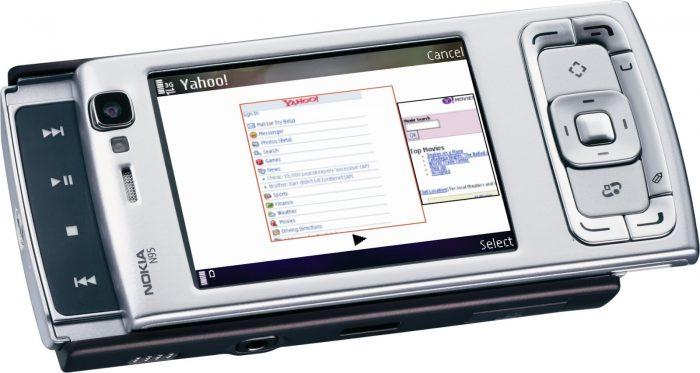Eu sei que você queria um N95 nos bons tempos da Nokia