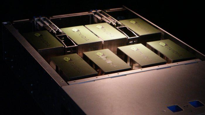 O DGX-1 foi anunciado em abril
