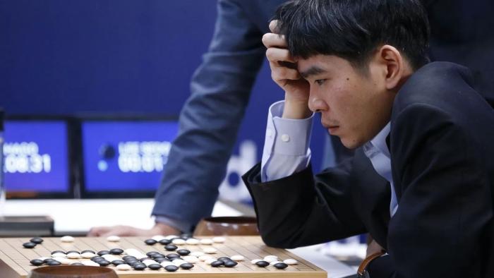 AlphaGo - tenso