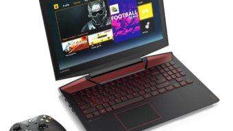 Legion é a nova linha de laptops para games da Lenovo