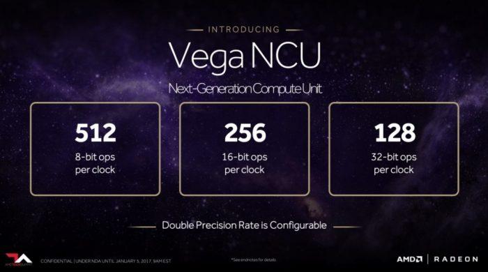 Vega NCU