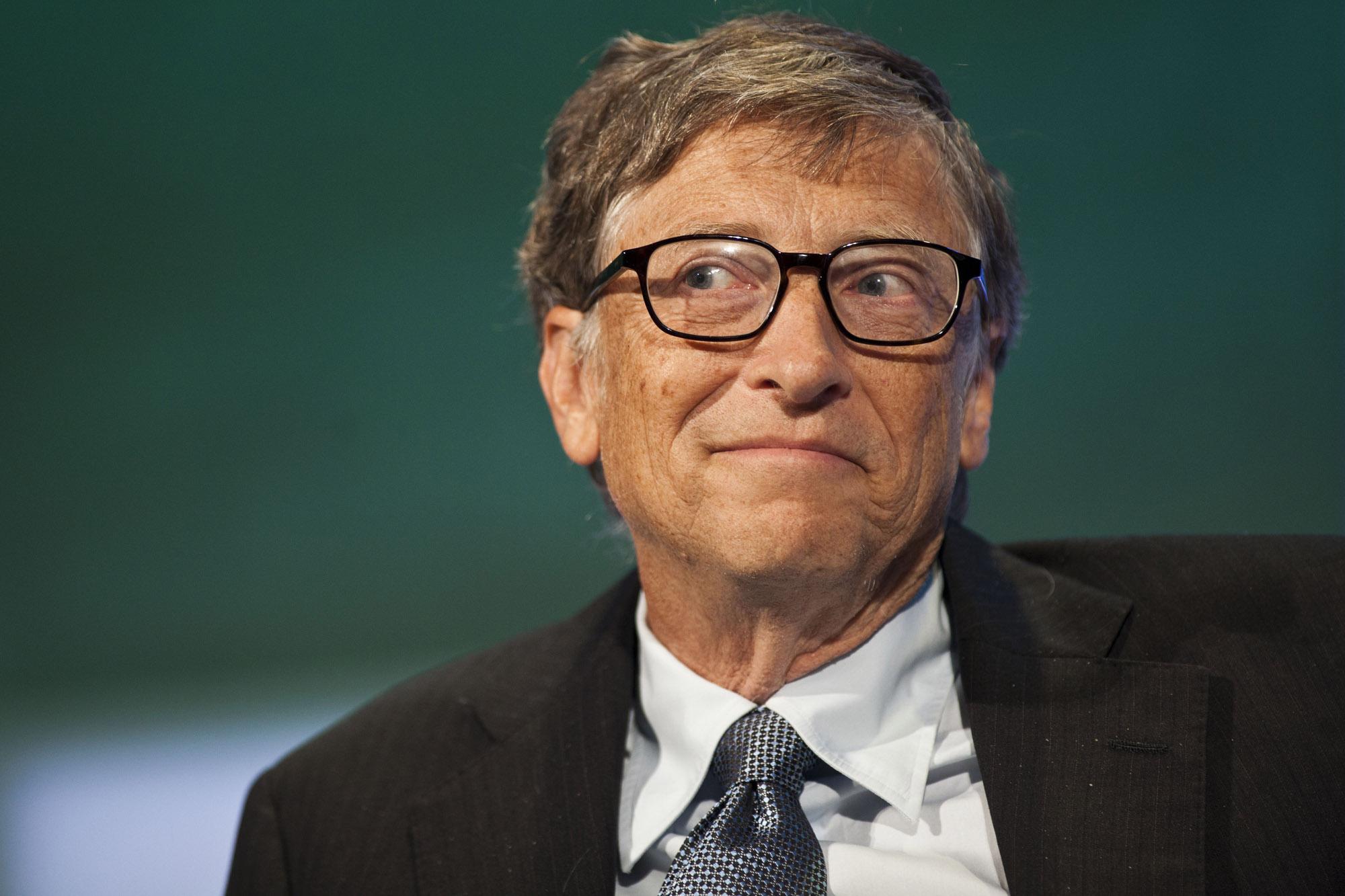 Bill Gates doa US$ 4,6 bilhões, mas ainda é o mais rico do mundo   Negócios