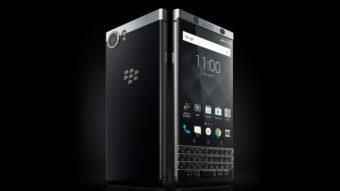 BlackBerry KEYone é um Android caro com teclado físico