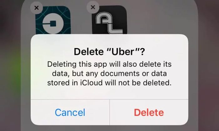 DeleteUber