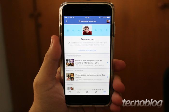 Facebook quiere ayudarte a hacer nuevos amigos