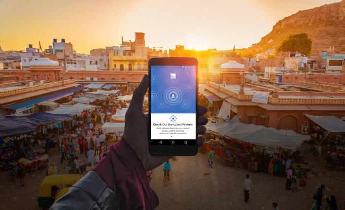 Aplicativo da IBM envia alertas de emergência mesmo sem sinal de celular