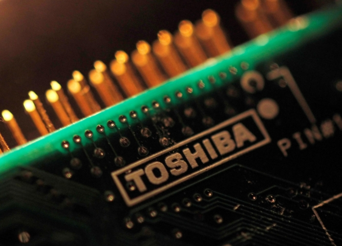 Toshiba - semicondutor