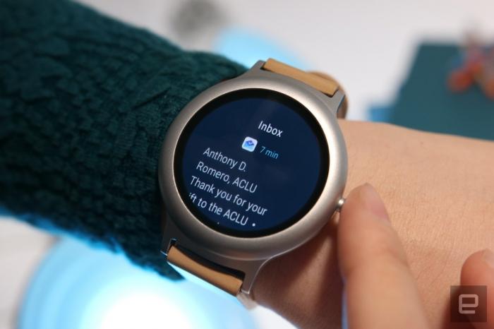 4697200e65e O Watch Style é uma opção menos cara  por US  249