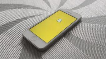 Muita gente odiou o novo design do Snapchat