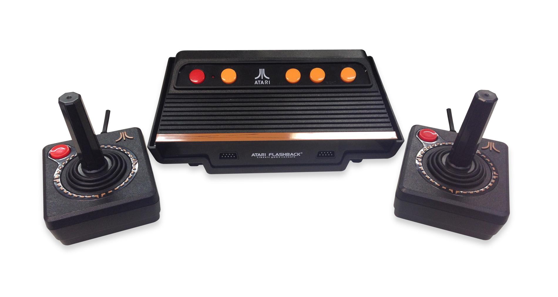 Tectoy relanza la consola clásica de Atari con 101 juegos de memoria 1