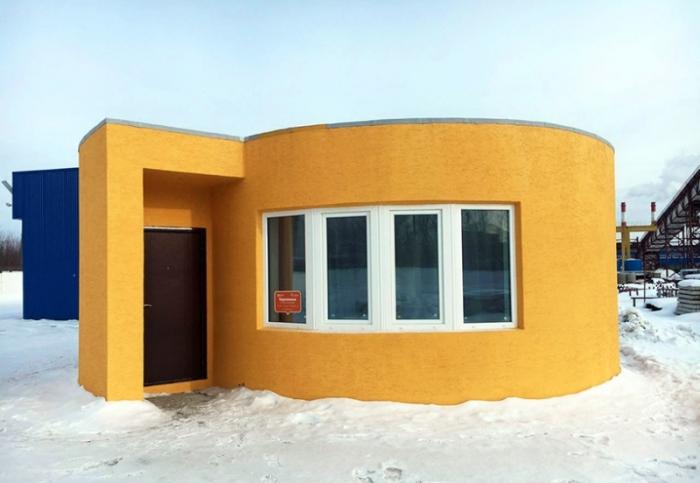 Casa - impressora 3D