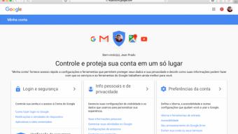 Como ver os dispositivos que estão conectados na sua conta do Google