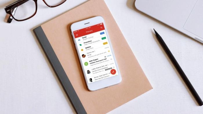 Gmail - smartphone
