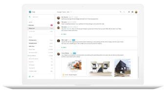 Google reformula totalmente o Hangouts e traz novidades para Drive e Gmail