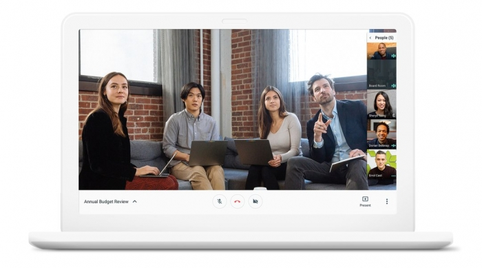 Google / Google Hangouts Meet