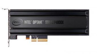 O novo SSD da Intel tenta resolver dois problemas dos modelos atuais