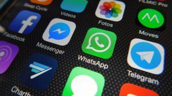 WhatsApp chega a 99% dos celulares no Brasil; Telegram cresce
