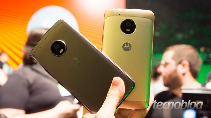 Moto G5 e G5 Plus / diferença entre Moto G5 e Moto G5 Plus