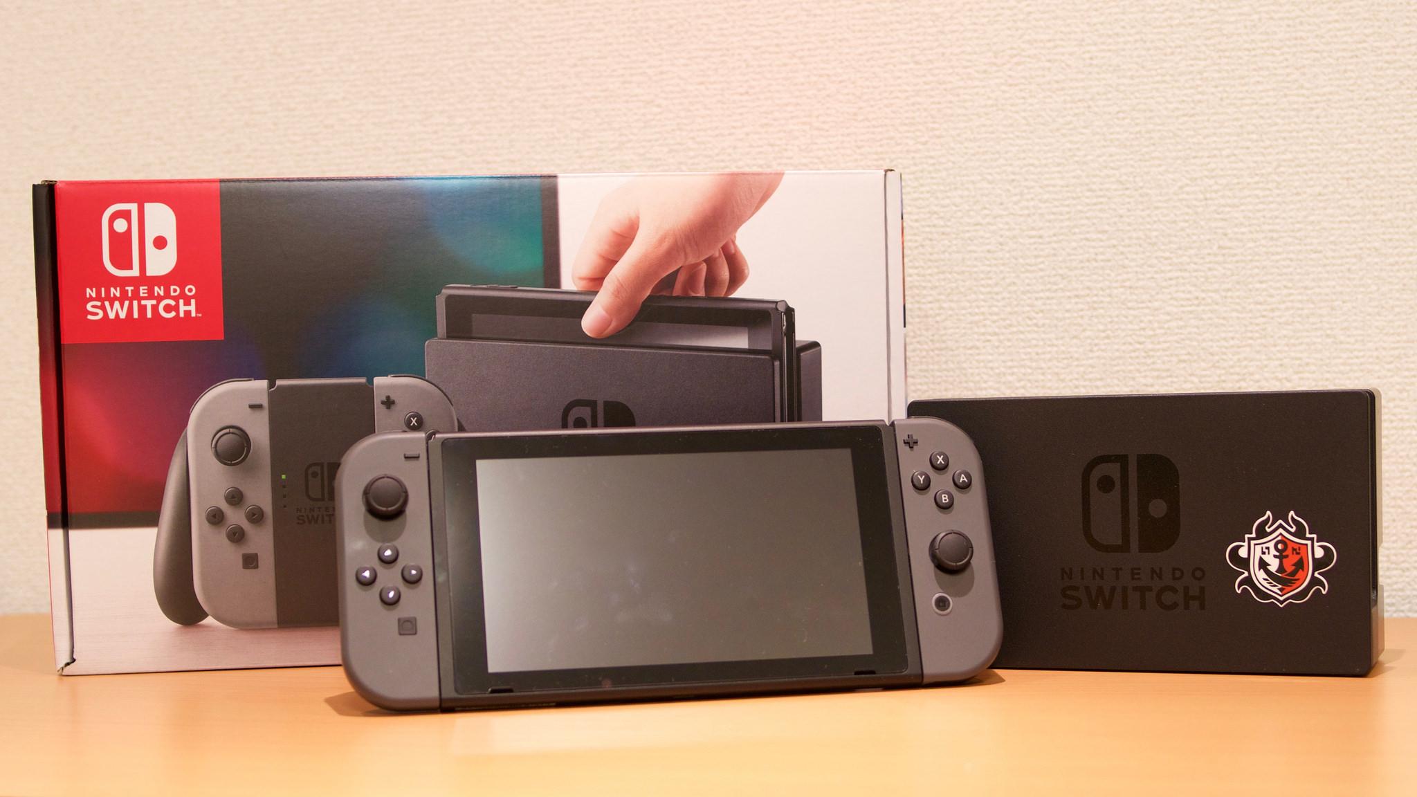 Controles do Nintendo Switch funcionam nativamente no PC, Mac e
