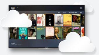 Plex Cloud envia sua biblioteca de mídia para a nuvem