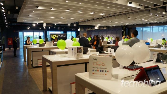 A GlobalK também inaugurou a SincPlace, outlet sustentável localizado em Sorocaba. A loja deve ganhar uma versão online até agosto.