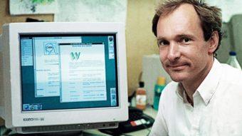As preocupações de Tim Berners-Lee sobre o futuro da web
