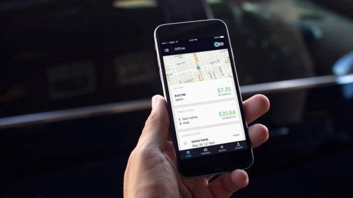 Uber - iPhone