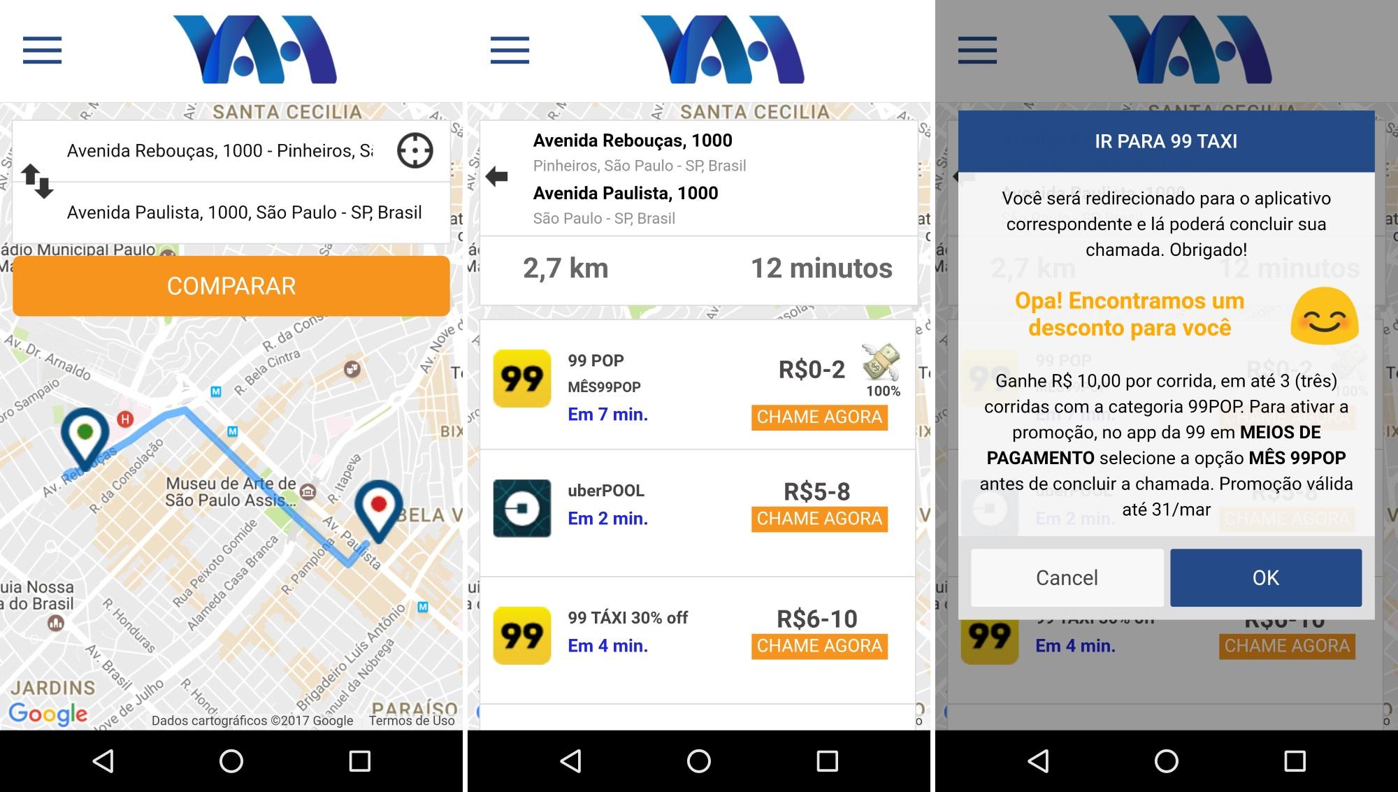 Fuja da tarifa dinâmica do Uber e economize dinheiro usando este app – Tecnoblog